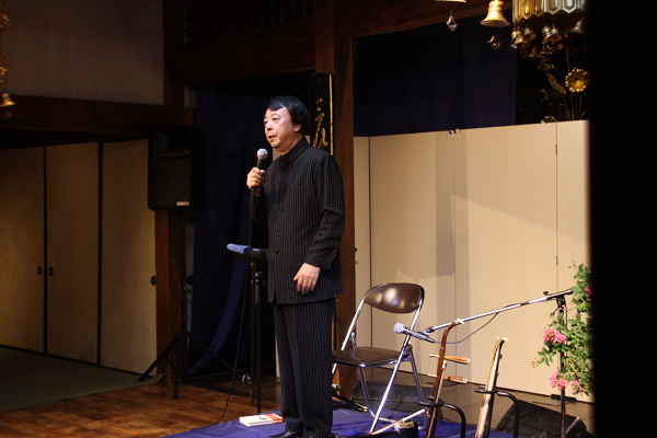 2015楊興新 胡弓コンサート