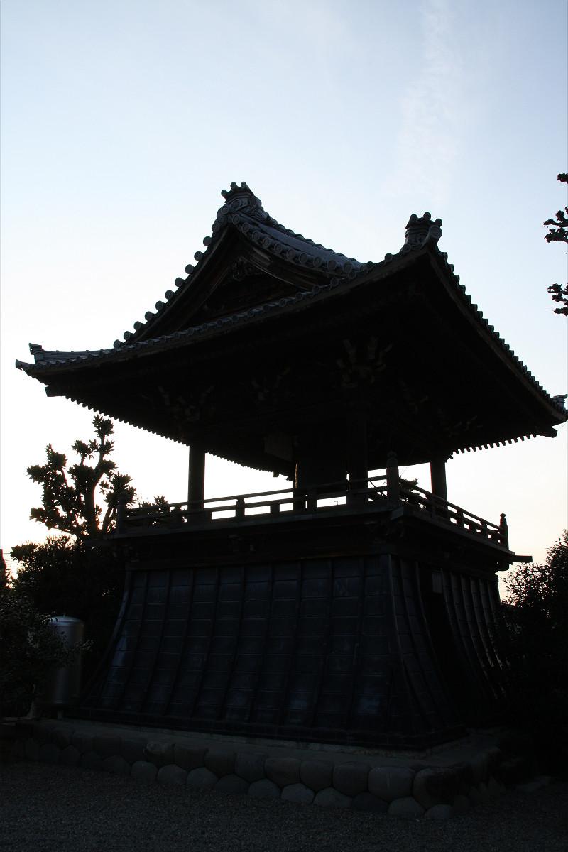 永正寺鐘楼
